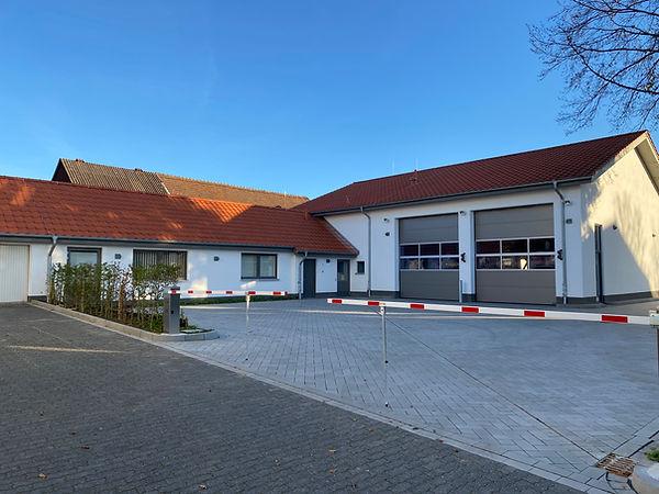 Feuerwehr Gerätehaus Bökenförde