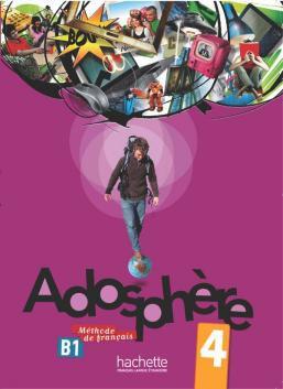 ADOSPHERE 4 - LIVRE
