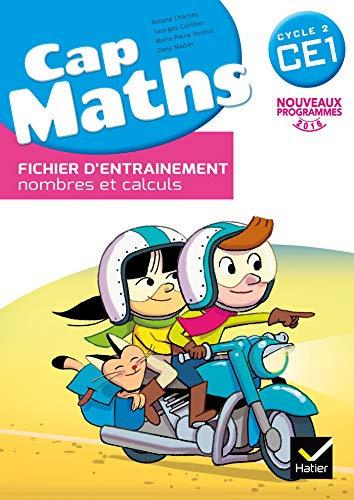 Cap Maths Cycle 2 CE1. Pack