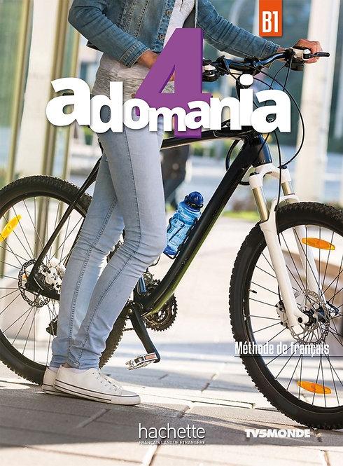 ADOMANIA 4 - LIVRE