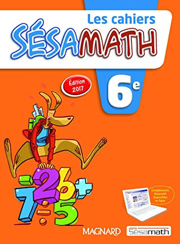 Les Cahier sésamath 6e