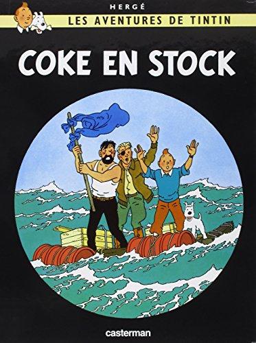AVENTURES DE TINTIN 19 COKE EN STOCK