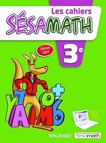 Les Cahier Sesamath 3e