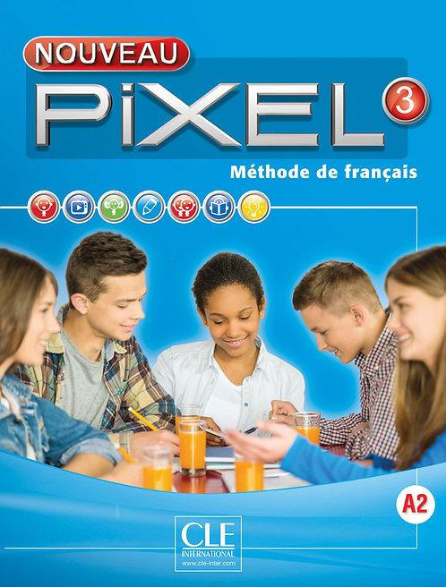 Nouveau Pixel 3 - Livre de l'élève