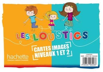 Les Loustics 1 et 2 : Cartes images