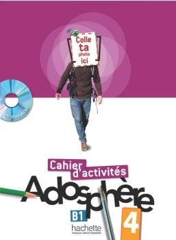 ADOSPHERE 4 -CAHIER