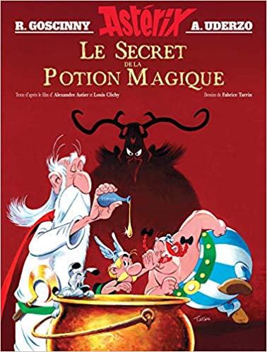 Asterix et le secret de la potion magique