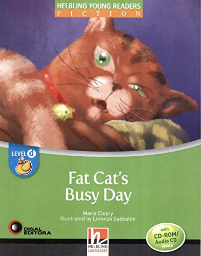 Fat's cat busy day