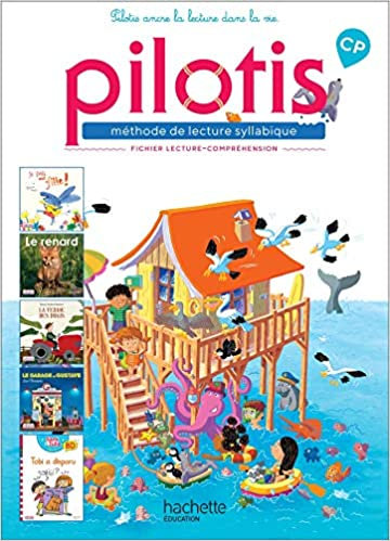 Lecture CP - Collection Pilotis - Fichier de lecture-compréhension