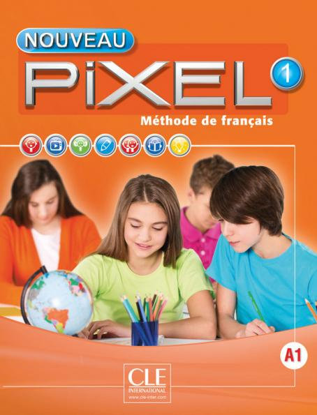 Nouveau Pixel 1 - Livre de l'élève