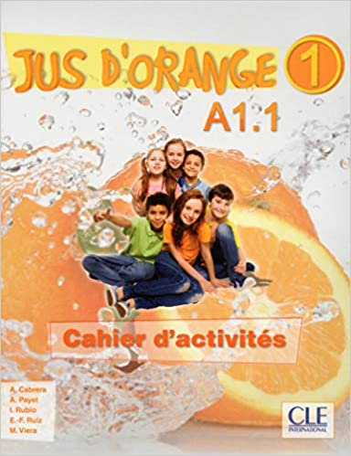 Jus d'orange 1 - Cahier(1re Edition)