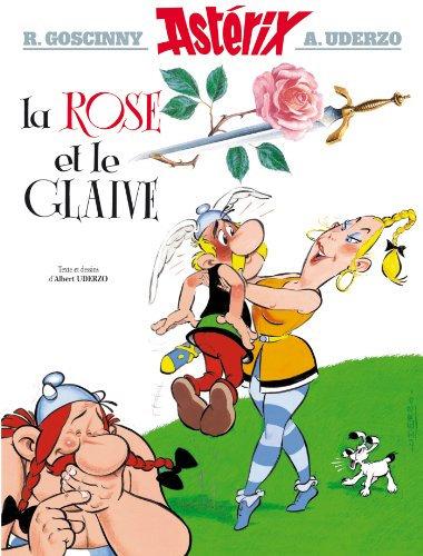 Astérix - La Rose et le glaive