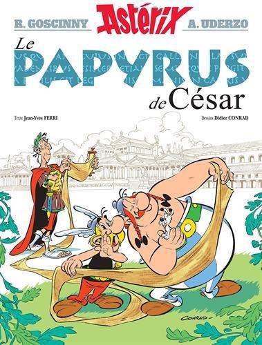 ASTERIX LE PAPYRUS DE CESAR