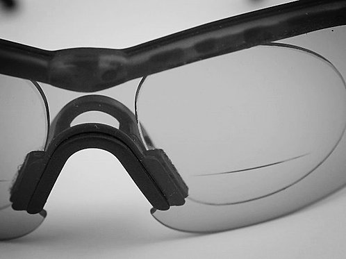 Lined Bifocal Polycarbonate Insert