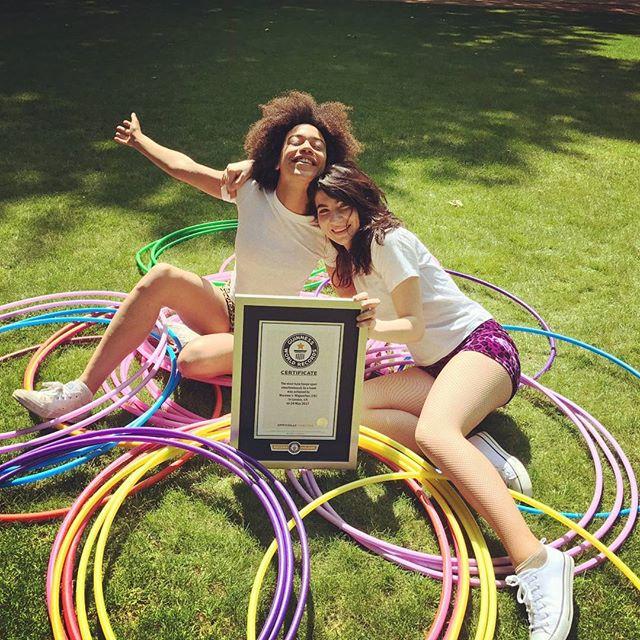 Guinness World Record - Marawa's Majorettes