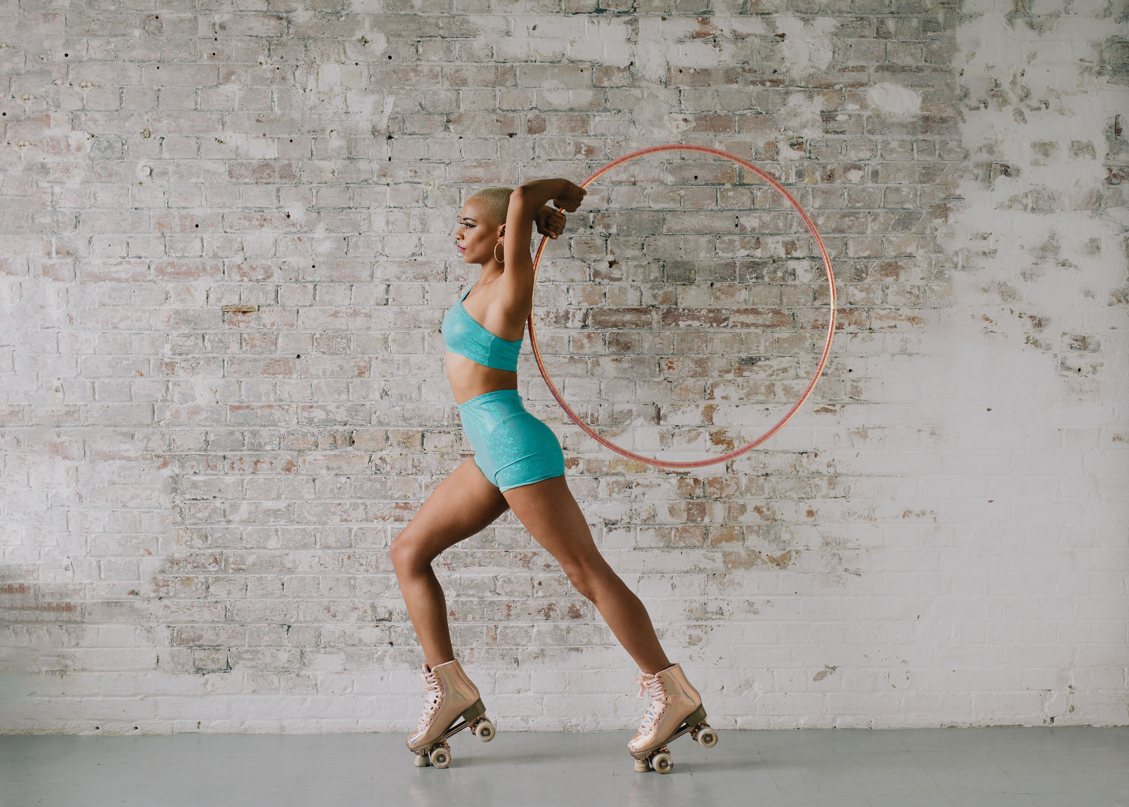 Roller-hooping