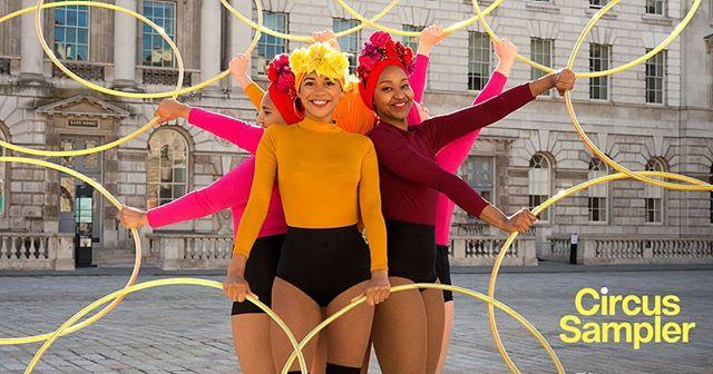 Somerset House Circus Sampler