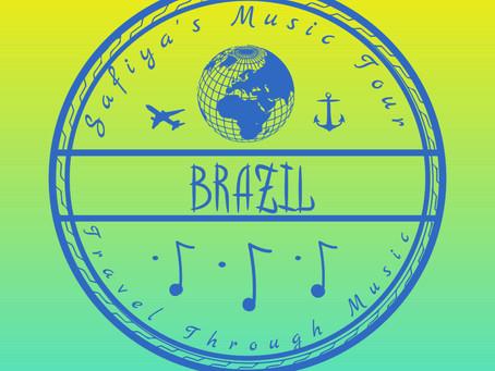 Safiya's World Tour Playlist: Brazil
