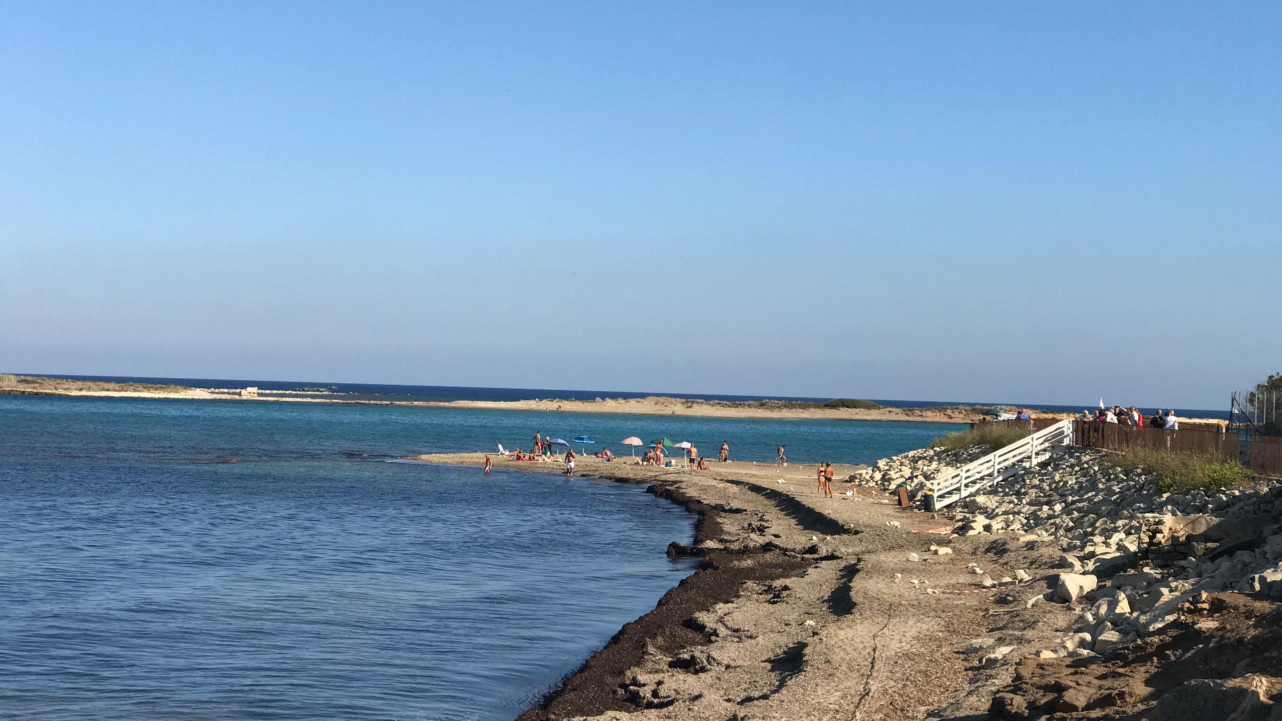 Isola delle Correnti – Porto Palo di Capo Passero