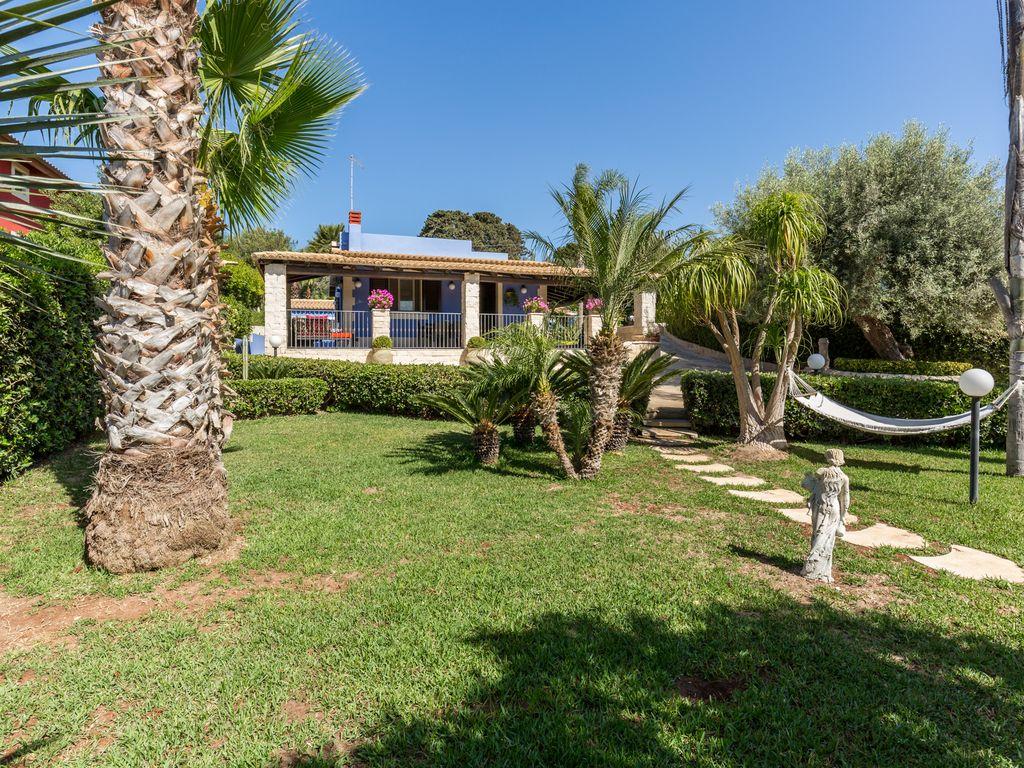 Дом для отдыха на Сицилии Cicirata