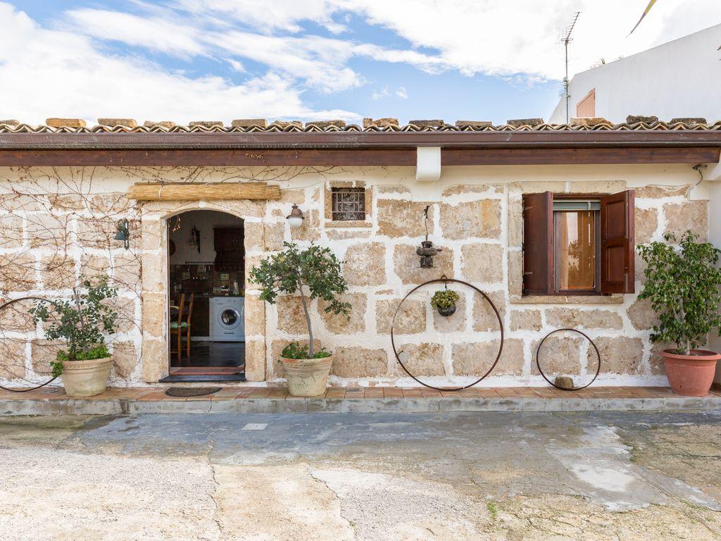 Деревенский дом на Сицилии