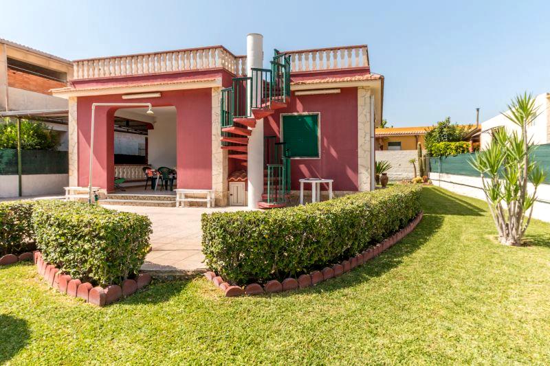 Дом для отдыха на Сицилии с 3-мя спальнями