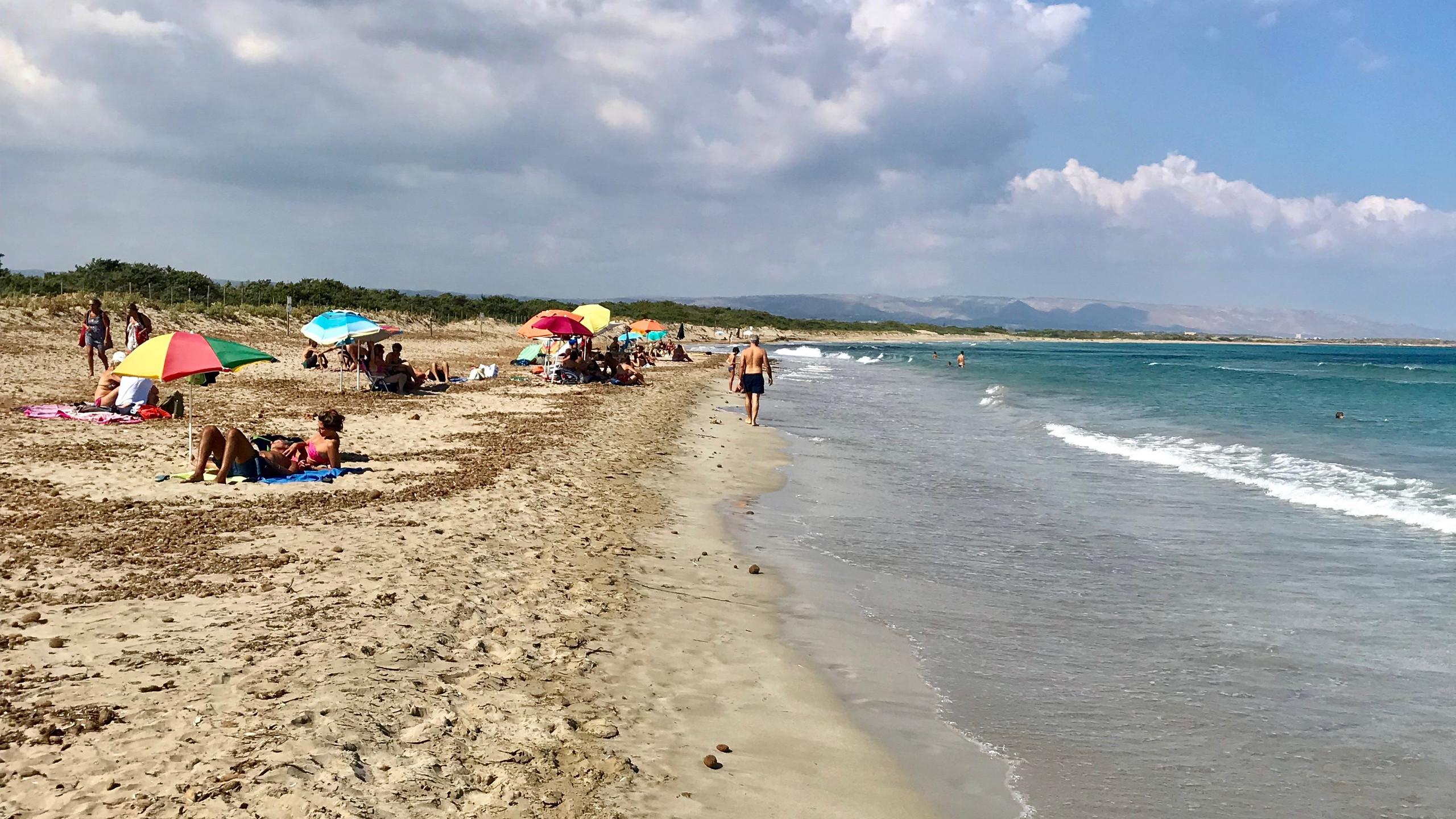 Cittadella Beach, лучшие пляжи Сицилии