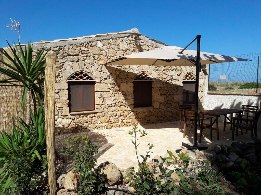 Дом Вендикари, 100 м от моря, отдых на Сицилии