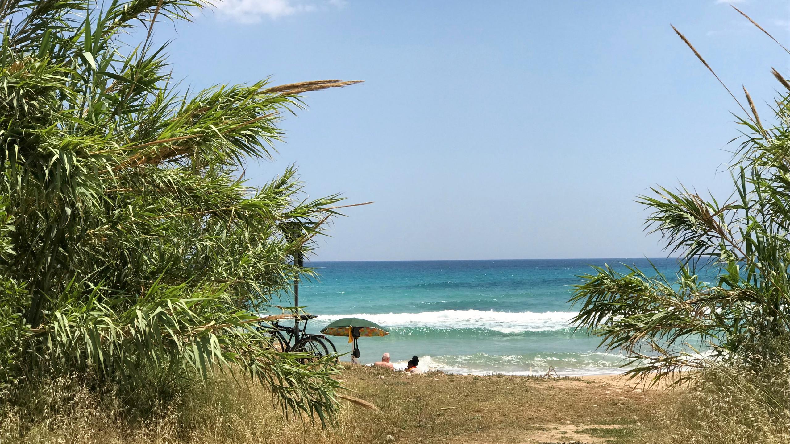 Marchesa di Cassibile beach, лучшие пляжи Сицилии