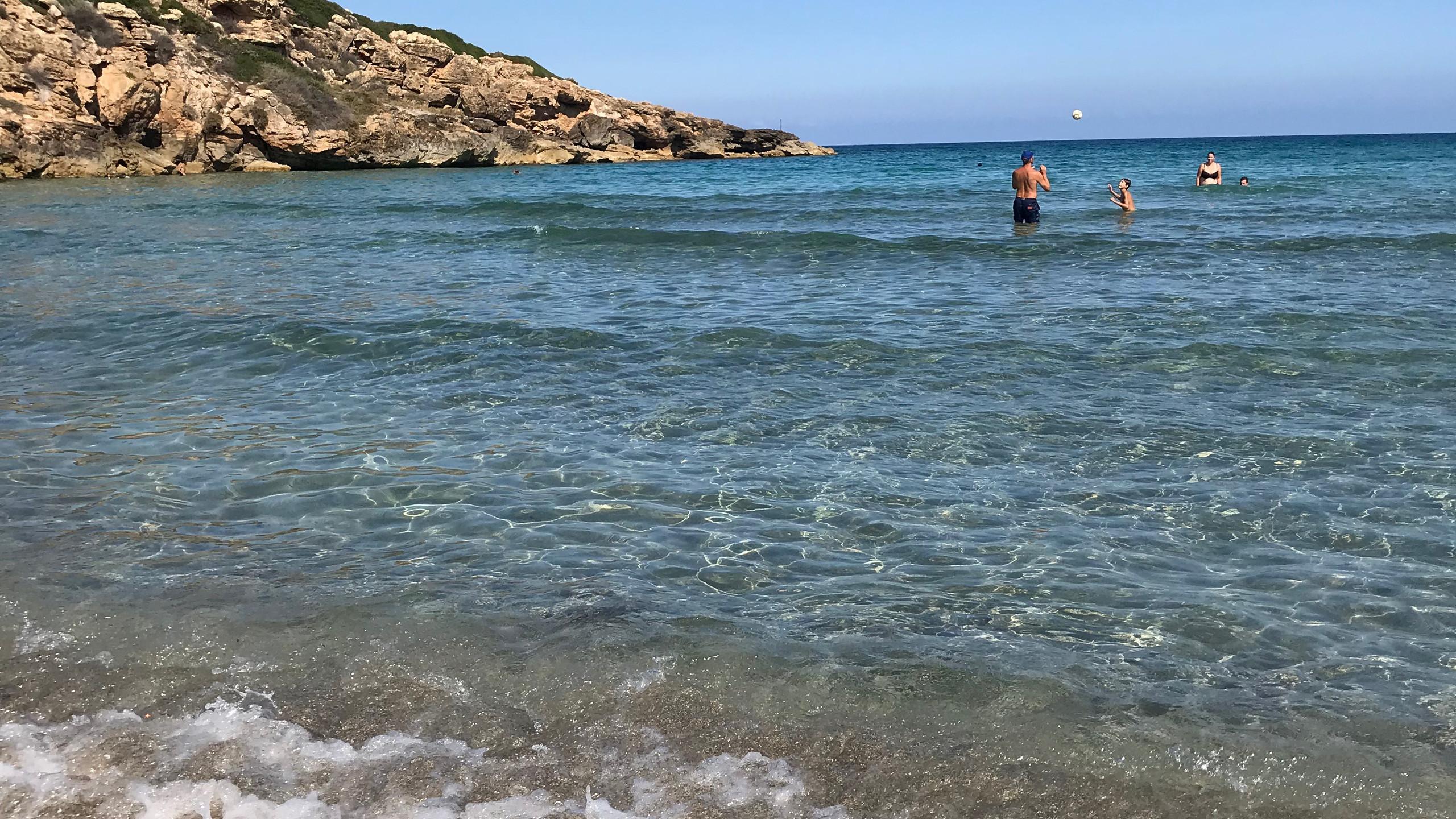 Calamosche Beach, лучшие пляжи Сицилии