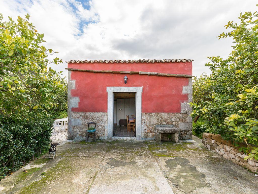 Фермерский домик на Сицилии