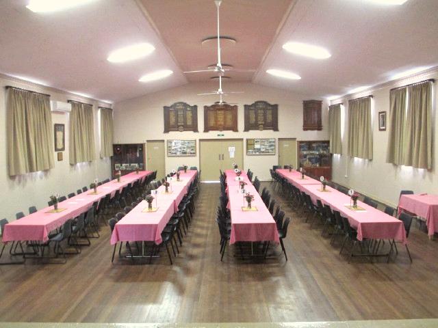 Bena Hall