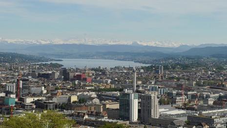 Viver na Suíça