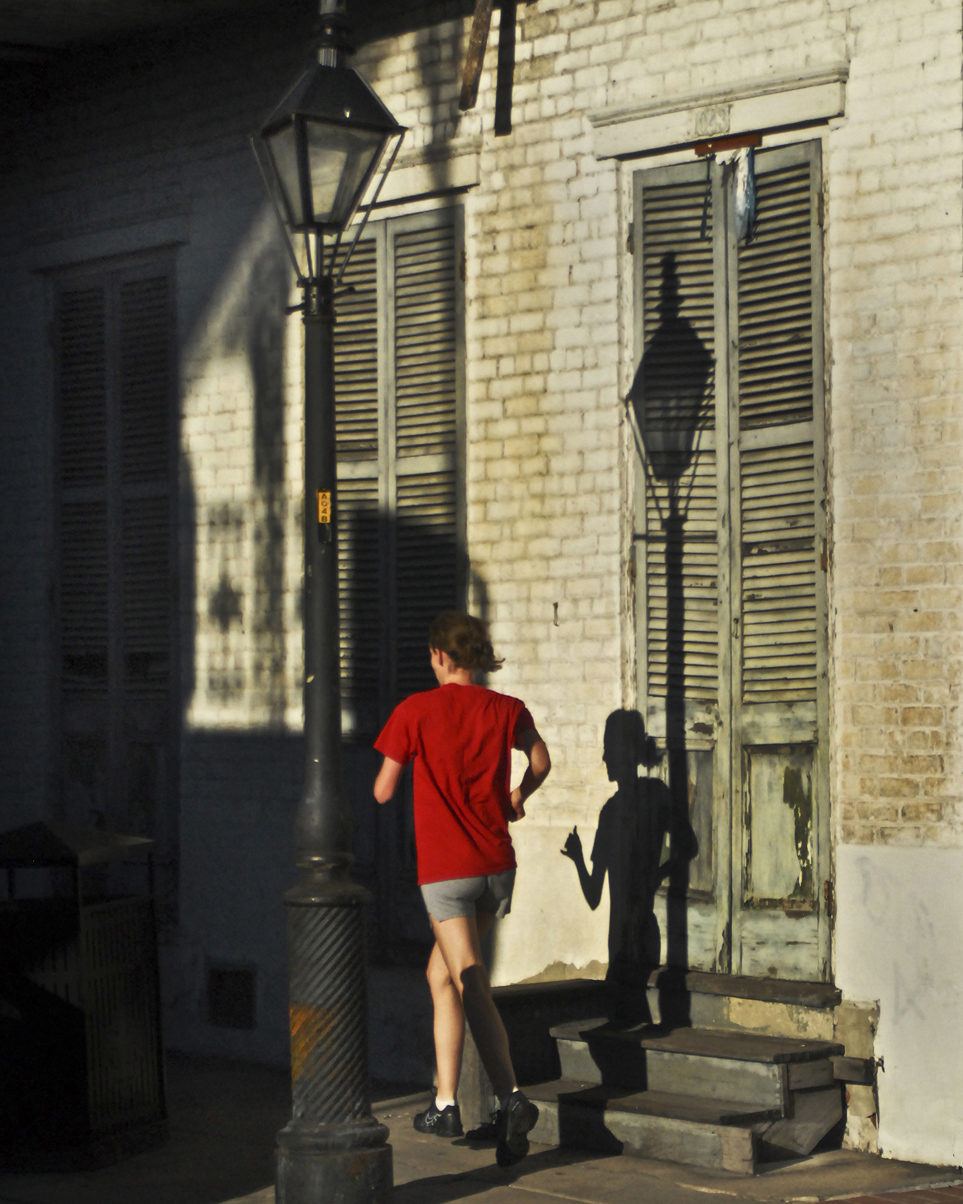 French Quarter Jogger, New Orleans, Louisiana.jpg