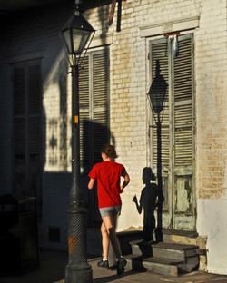 French Quarter Jogger, New Orleans, Louisiana.jpg