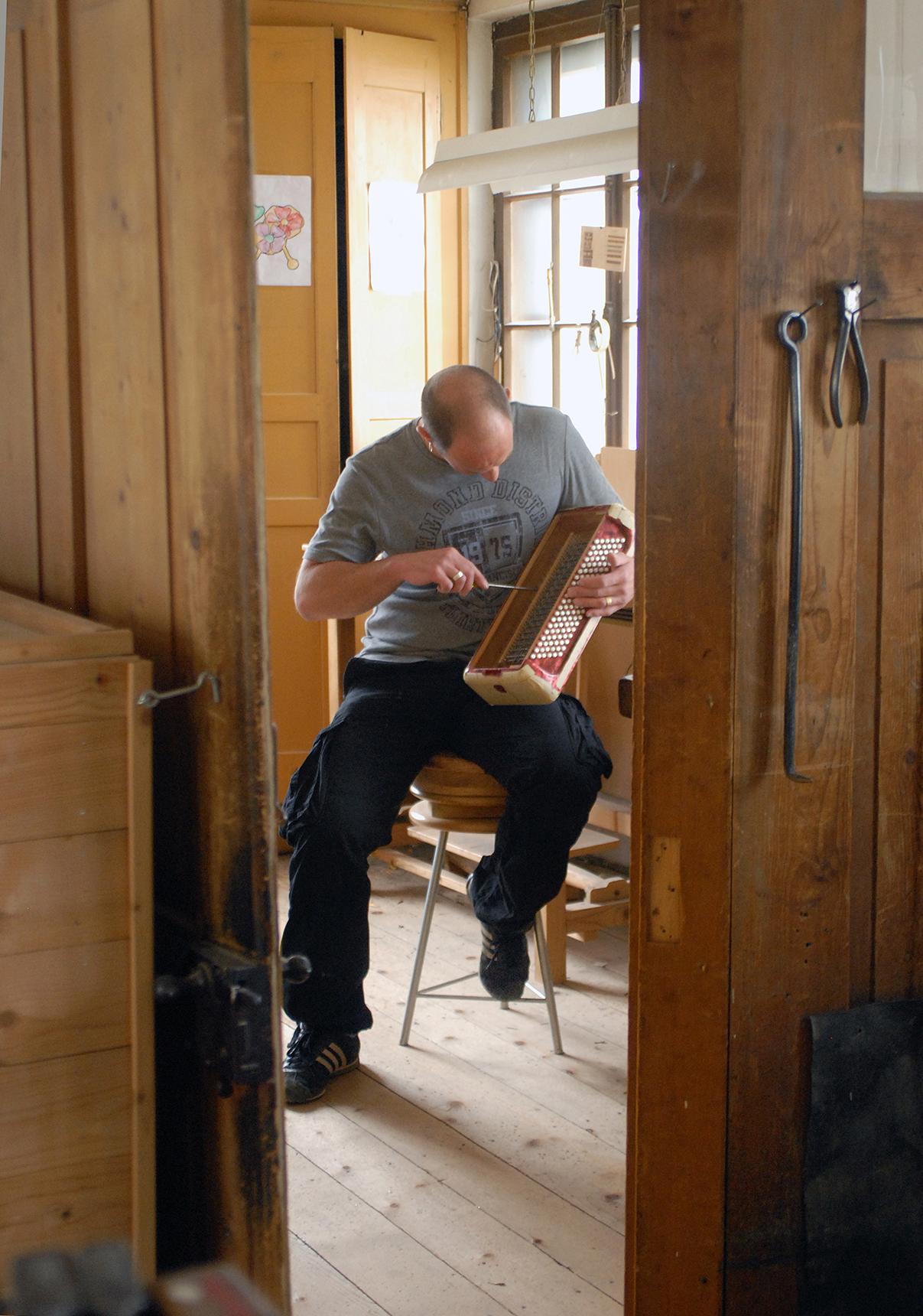 Accordian Maker, Switzerland.jpg