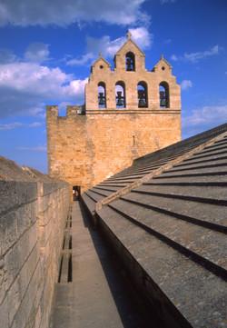 Les-Saintes-Maries-de-la_mer, France - Cathedral Roof.jpg