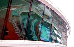 Pool Reflection, Cruise Ship.jpg