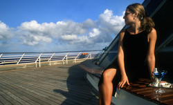 Sandra Photo Shoot, Crystal Harmony Druise Ship.jpg