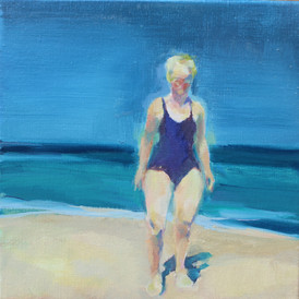 Kvinde m hvide ben, This Summer