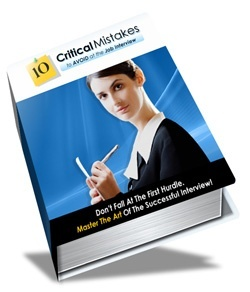 10 CRITICAL MISTAKES TO AVOID.