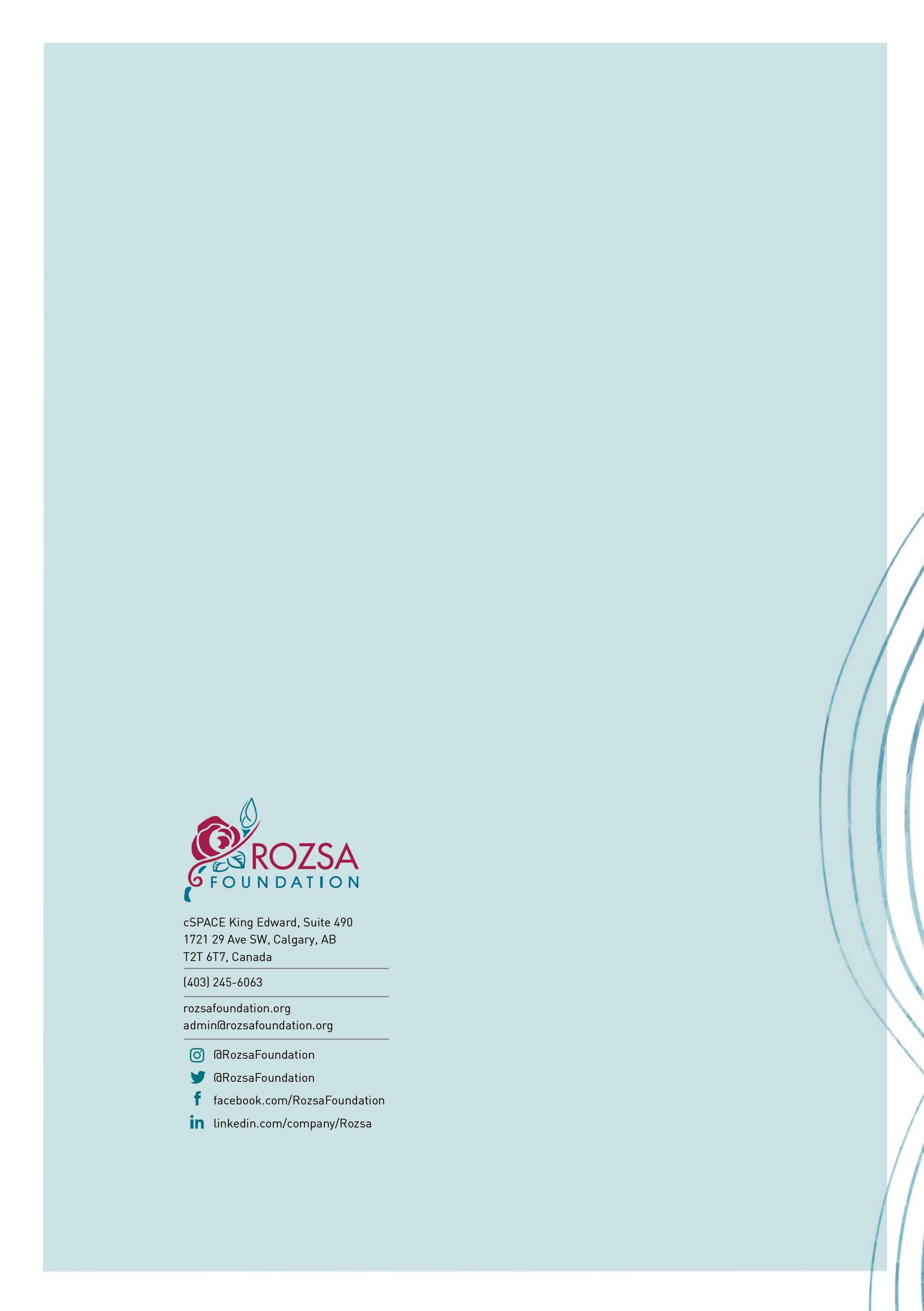 2018 Rozsa Foundation Annual Report-20