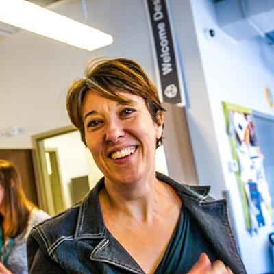 Catherine Broomfield - iHuman's Executive Director