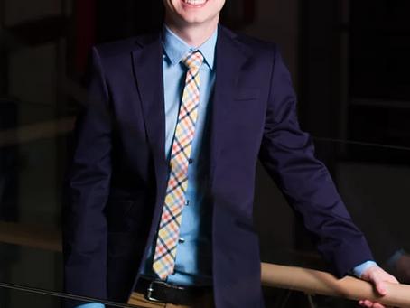 Introducing our new Arts Leadership Manager, Derek Stevenson