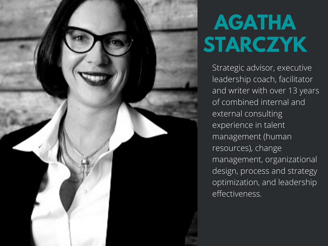 REAL Faculty, Agatha Starczyk