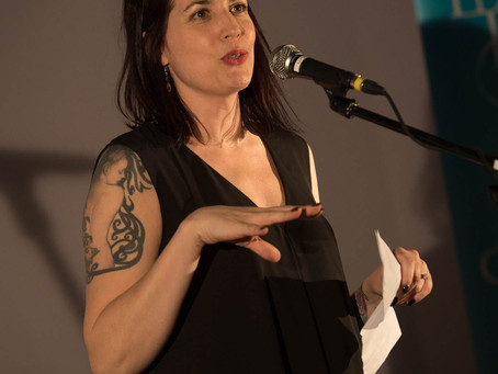 Edmonton Poetry Festival, Grounded and Moving Forward