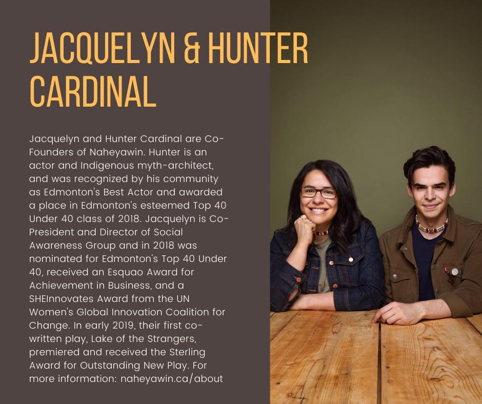 Jacquelyn and Hunter Cardinal bio.png