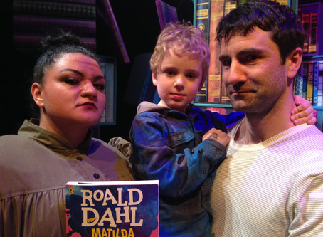It Takes a Community to Raise a Family in the Arts – Part 2