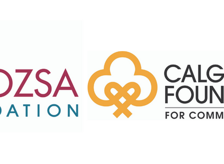 ROZSA FOUNDATION & CALGARY FOUNDATION PARTNER TO SUPPORT THE ARTS SECTOR