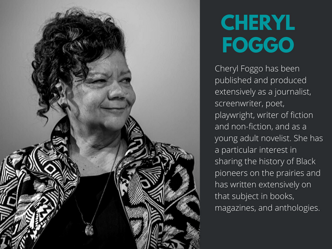 REAL Faculty, Cheryl Foggo